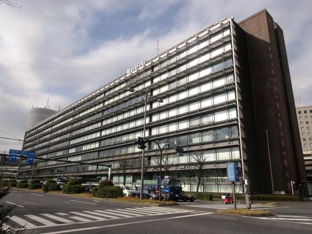 パレスサイドビルディング~築50年のオフィスに見る造形美