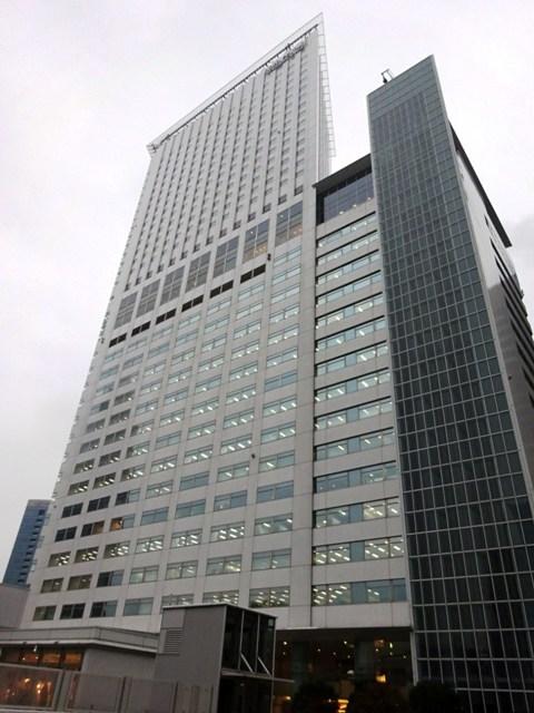 小田急サザンタワー~JR新宿駅南口の高級ホテル併設タワー