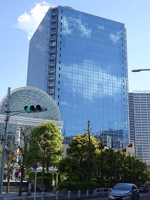 シーバンスS館~ゼネコンのこだわりが満載の充実した未来型都市!