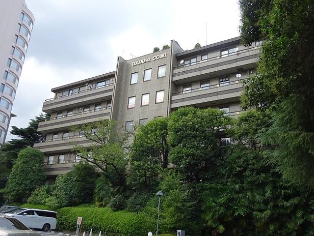 高輪コート~品川駅至近の由緒正しいオフィス