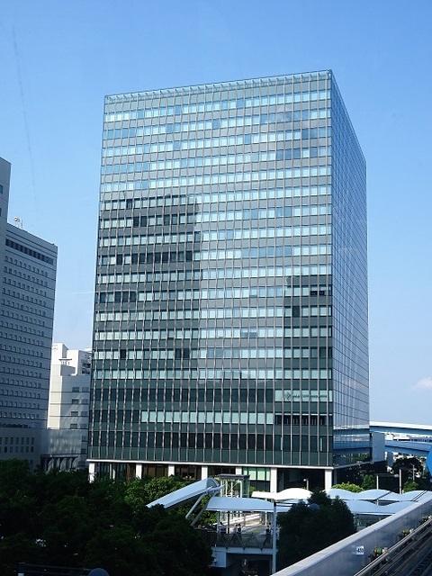 有明セントラルタワー~東京ビッグサイト至近の大規模ビル