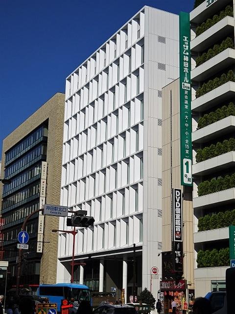 oak神田鍛冶町~神田駅前に次世代仕様満載の最新オフィスビルが竣工