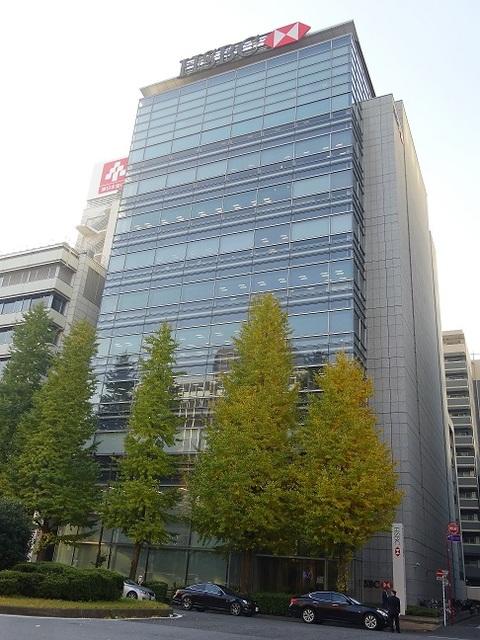 HSBCビル~外資系金融機関の高セキュリティビル