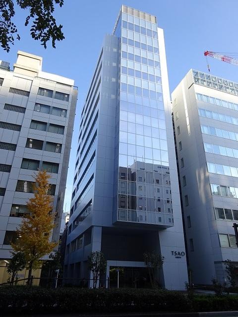 TSAO日比谷~弱者にやさしいゆとりのオフィスが新橋に竣工!