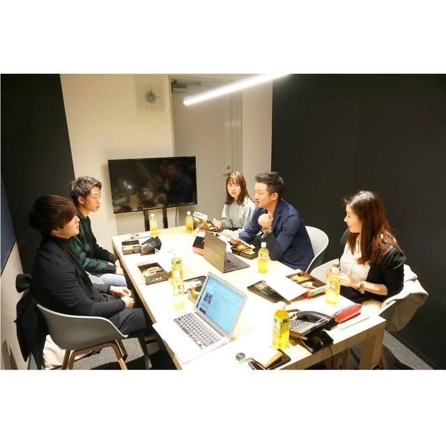 「社長メシ」×「みんなのオフィス」