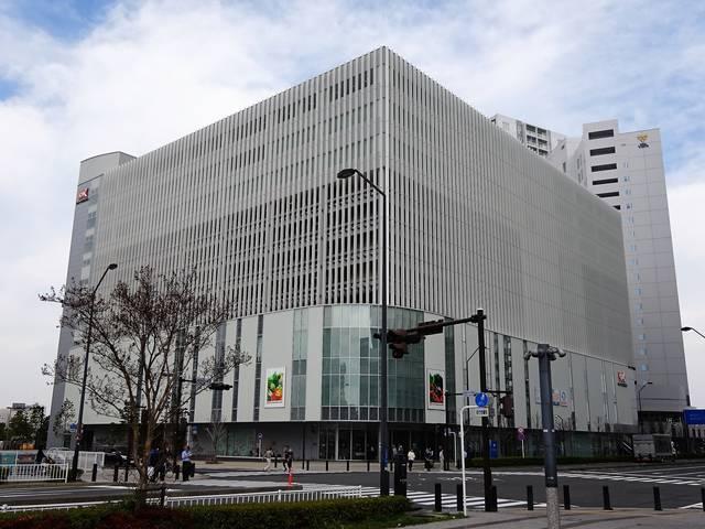 オーケーみなとみらいビル~大迫力の基準階1200坪超オフィス。
