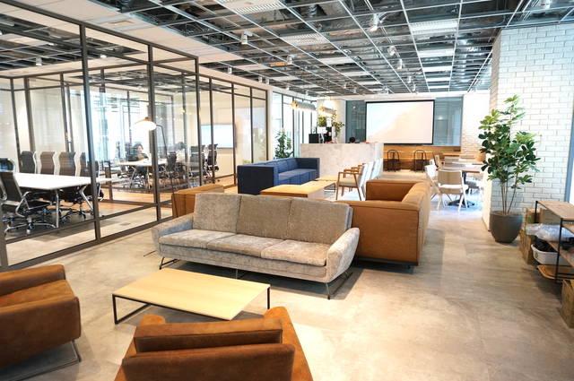 「ミッションはNew Value」株式会社ネットマーケティングの新オフィス