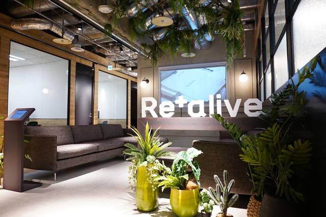「入社3年後のミスマッチをなくす」新卒採用再構築企業の株式会社リアライブの新オフィス