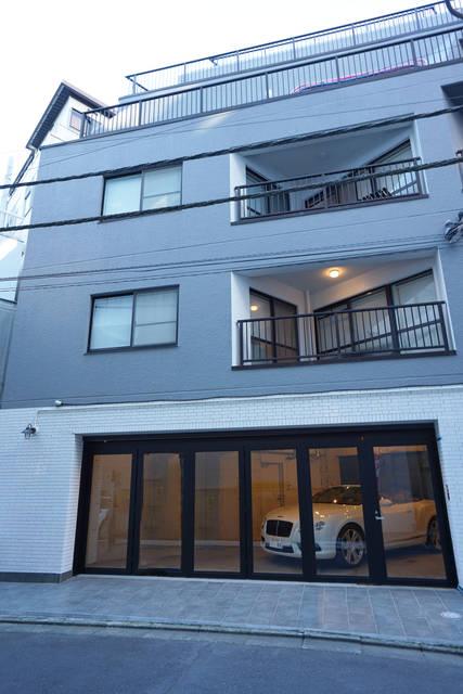 [入居者募集]渋谷二丁目の希少なガレージオフィス!