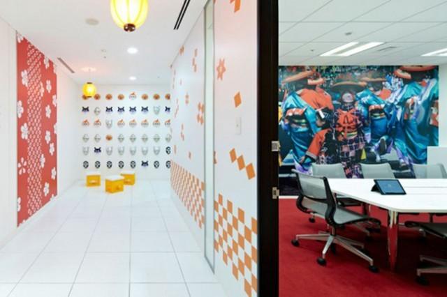 http://www.fubiz.net/2013/06/20/google-tokyo-office/ (303)