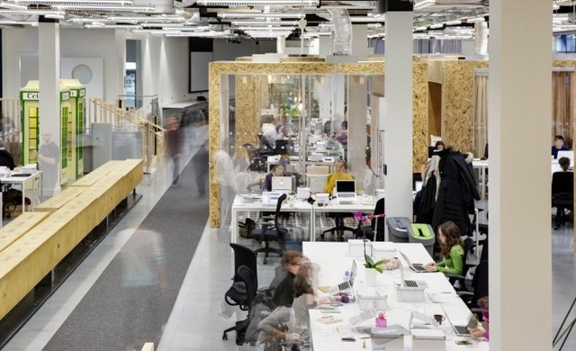 Inside Airbnb's New Dublin Offices - Office Snapshots (1066)