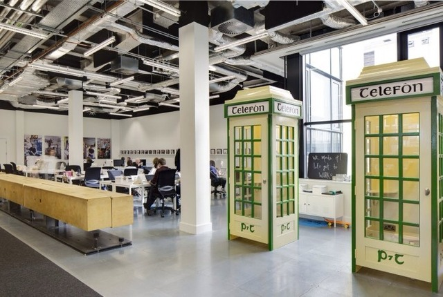 Inside Airbnb's New Dublin Offices - Office Snapshots (1070)