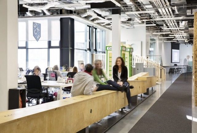 Inside Airbnb's New Dublin Offices - Office Snapshots (1071)