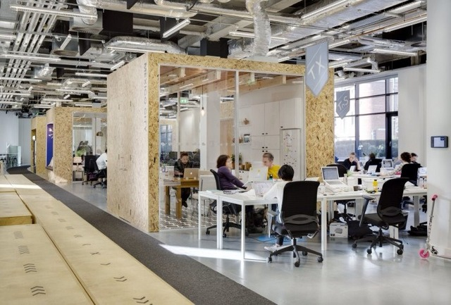 Inside Airbnb's New Dublin Offices - Office Snapshots (1072)