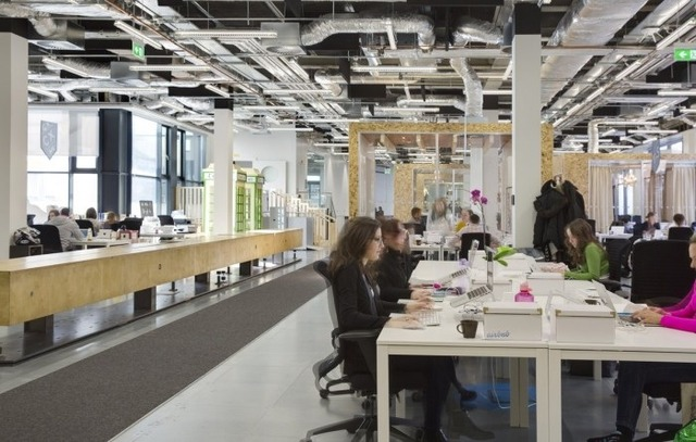 Inside Airbnb's New Dublin Offices - Office Snapshots (1074)