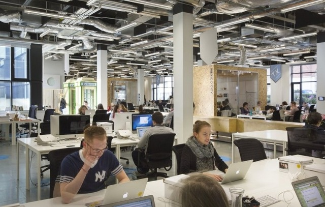 Inside Airbnb's New Dublin Offices - Office Snapshots (1076)