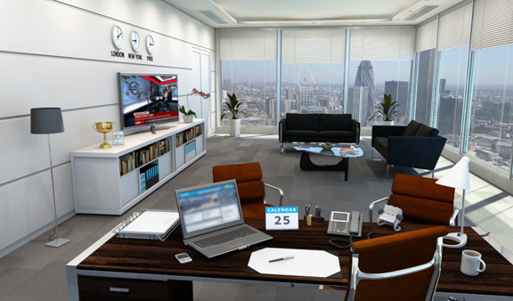 Office Visuals | Florian Stephens (2797)