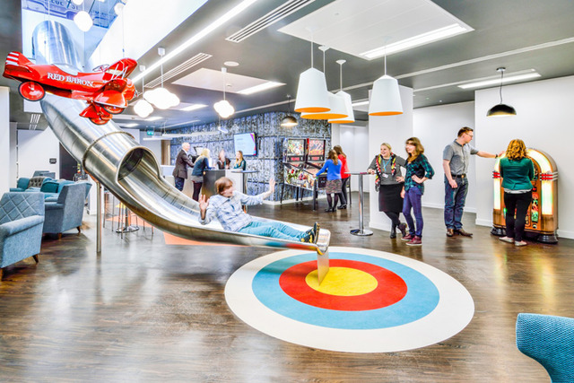 Ticketmaster office by TSK Group, London – UK »  Retail Design Blog (2993)