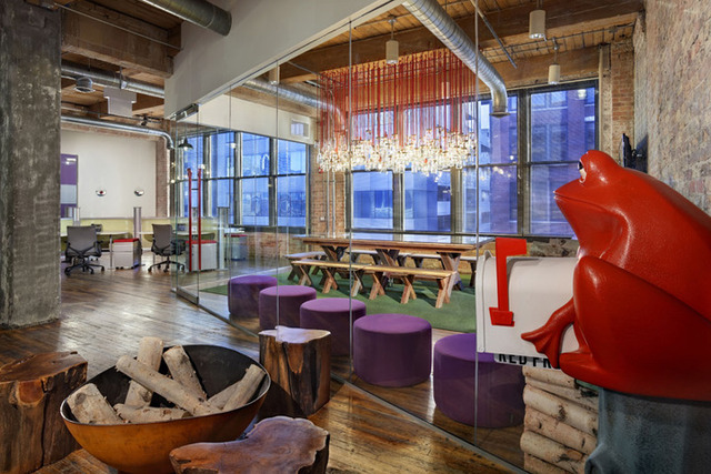 Red Frog Events office by NELSON, Chicago – Illinois »  Retail Design Blog (3004)