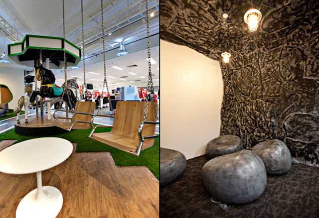 BREAKOUT AREAS! SingTel call centre by SCA Design, Singapore »  Retail Design Blog (3011)