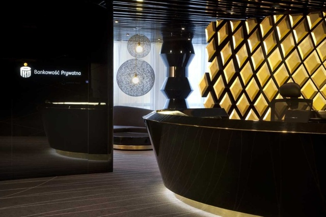 PKO Bank Polski by Robert Majkut Design, Poland »  Retail Design Blog (3025)