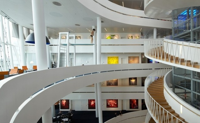 Saxo Bank headquarters by 3XN Architects, Hellerup – Denmark »  Retail Design Blog (3037)