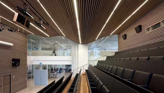 Saxo Bank headquarters by 3XN Architects, Hellerup – Denmark »  Retail Design Blog (3038)
