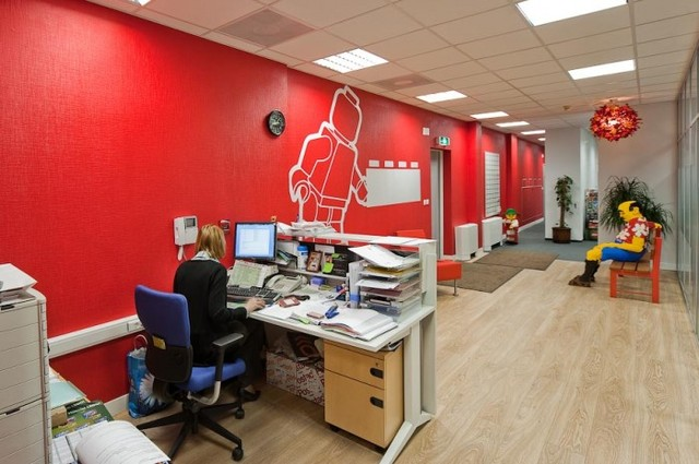 LEGO - Moscow Office - Office Snapshots (4324)