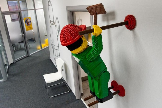 LEGO - Moscow Office - Office Snapshots (4325)