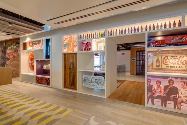 Coca-Cola's UK Headquarters / MoreySmith - Office Snapshots (4722)