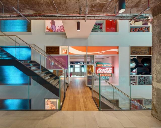 Coca-Cola's UK Headquarters / MoreySmith - Office Snapshots (4741)