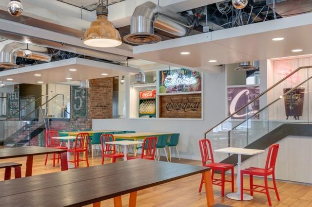 Coca-Cola's UK Headquarters / MoreySmith - Office Snapshots (4753)
