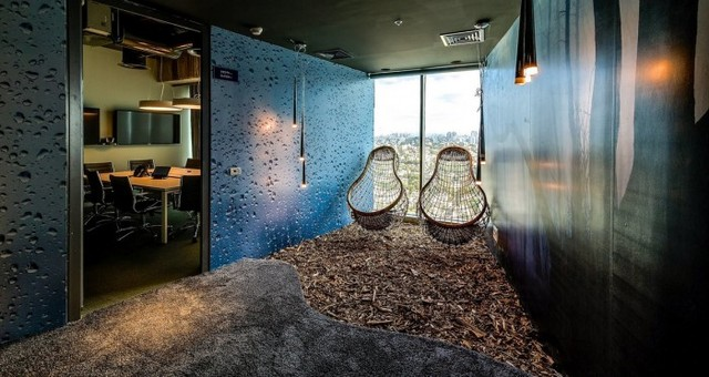 Inside The New Google Tel Aviv Office - Office Snapshots (4831)