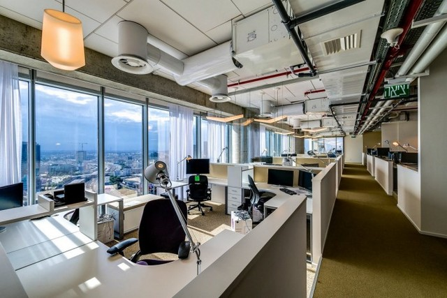Inside The New Google Tel Aviv Office - Office Snapshots (4833)