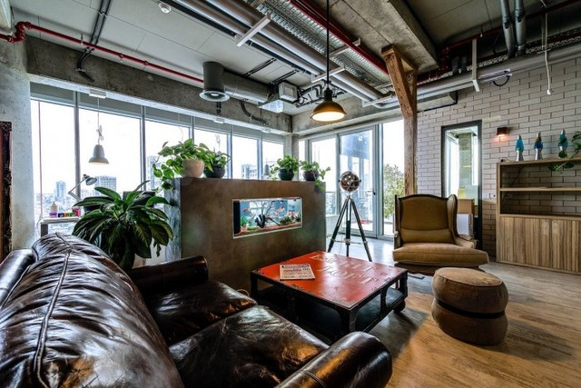 Inside The New Google Tel Aviv Office - Office Snapshots (4839)