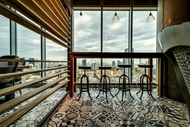 Inside The New Google Tel Aviv Office - Office Snapshots (4841)