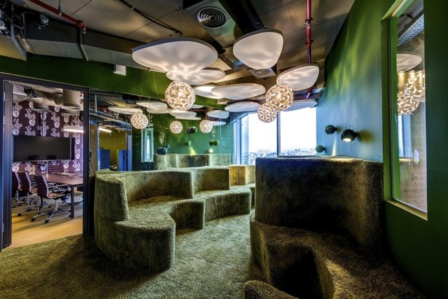Inside The New Google Tel Aviv Office - Office Snapshots (4843)