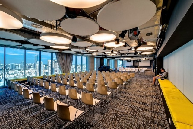 Inside The New Google Tel Aviv Office - Office Snapshots (4847)