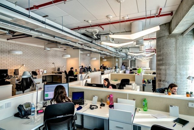 Inside The New Google Tel Aviv Office - Office Snapshots (4849)