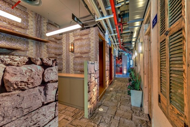Inside The New Google Tel Aviv Office - Office Snapshots (4851)