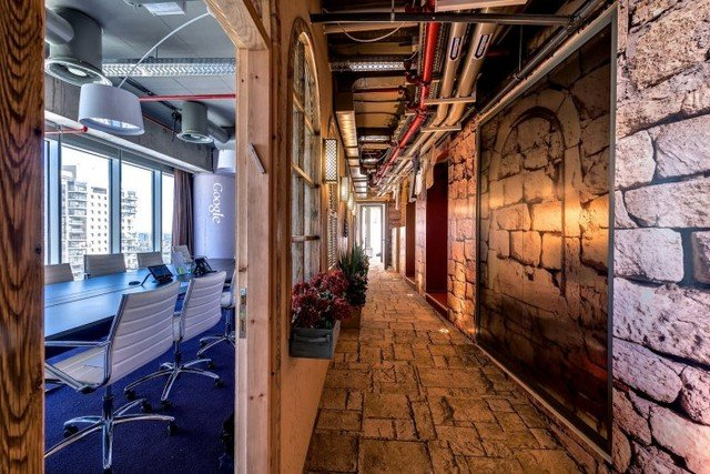 Inside The New Google Tel Aviv Office - Office Snapshots (4852)