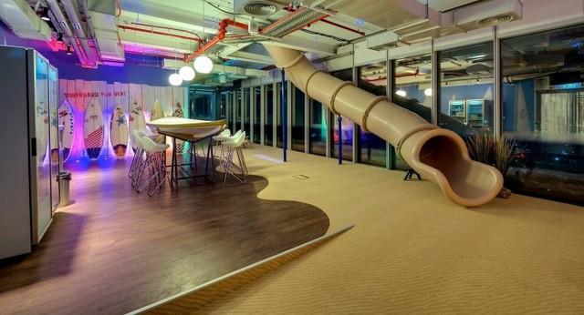 Inside The New Google Tel Aviv Office - Office Snapshots (4859)