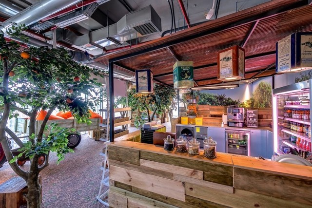 Inside The New Google Tel Aviv Office - Office Snapshots (4865)