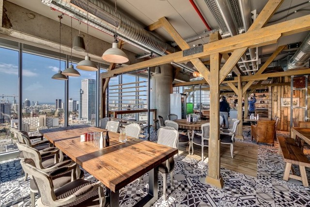 Inside The New Google Tel Aviv Office - Office Snapshots (4866)