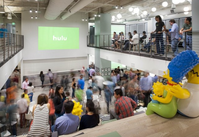 Hulu - Santa Monica Headquarters - Office Snapshots (5175)