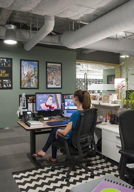 Hulu - Santa Monica Headquarters - Office Snapshots (5181)