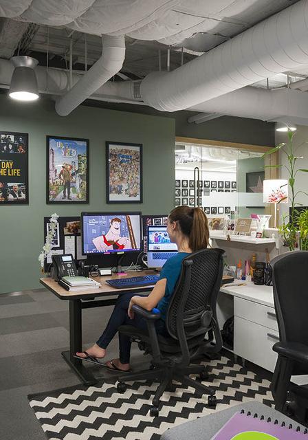Hulu - Santa Monica Headquarters - Office Snapshots (5181)
