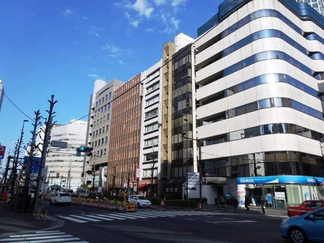 日比谷線 霞ケ関~神谷町間の新駅付近