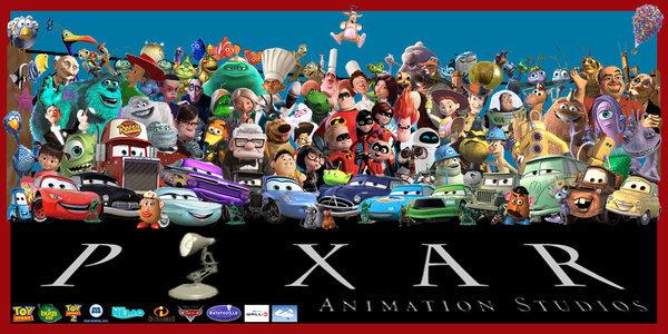 Tribute to Pixar :EDIT: by Seabear on DeviantArt (7457)