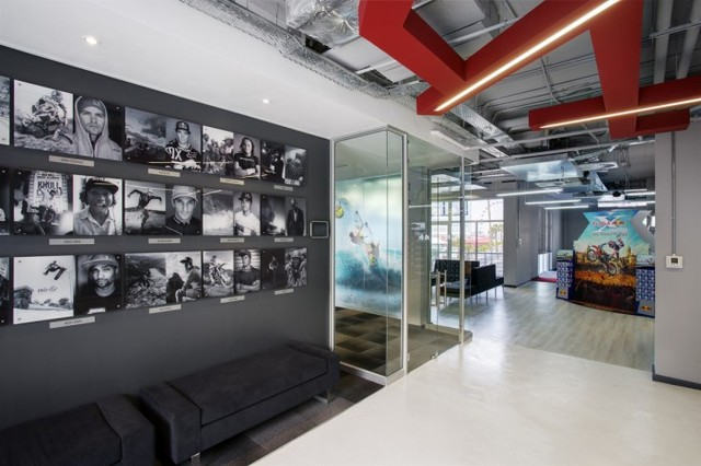 Red Bull - Cape Town Headquarters - Office Snapshots (7842)